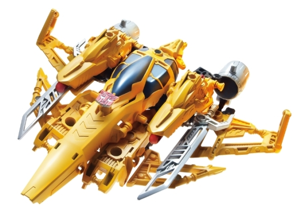 Why is bumblebee a jet?