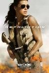 GIJoe Retaliation lady jaye character poster