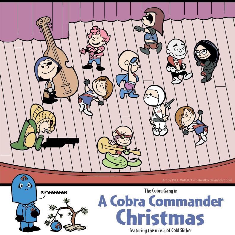 Cobra Christmas