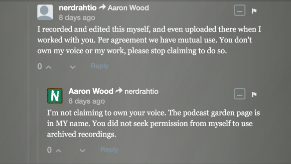 podcastgarden harassment 16
